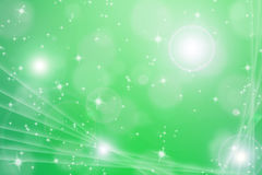Abstract backgroud with magic flare and glittering star. With light Royalty Free Stock Images