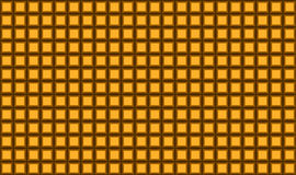 Abstract backgroumd. 3d renderings of an abstract background in yellow color Stock Photography