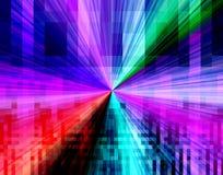 abstract backgroun design tech απεικόνιση αποθεμάτων