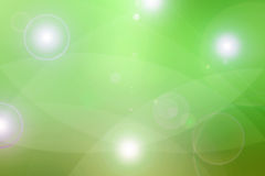 Abstract backgroun with flare and light curve Royalty Free Stock Image