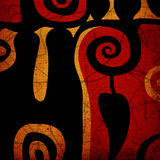Abstract background 01. Abstract design on grunge background Royalty Free Stock Photography