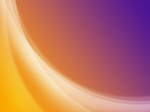 Abstract background. With gradient from yellow to purple Royalty Free Illustration