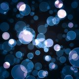 Abstract background. Beautiful abstract background of circles Stock Illustration