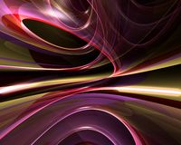 Abstract background. 3D generated abstract background Stock Images
