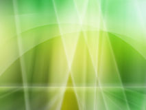 Abstract background. Wallpaper other background with green/yellow colors and shapes Stock Photography