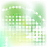 Abstract background. Soft abstract background with halftone pattern; illustration Royalty Free Stock Photography