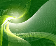 Abstract background. A line-graph design of for spring concept Royalty Free Stock Photo