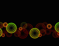 Abstract background. With geometrical elements Stock Photos