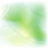 Abstract background. Soft abstract background with halftone pattern; illustration Royalty Free Stock Image