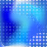 Abstract background. Soft abstract background with halftone pattern; illustration royalty free illustration