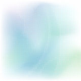 Abstract background. Soft abstract background with halftone pattern stock illustration
