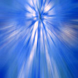 Abstract - background. Blue and white rays of light Stock Illustration