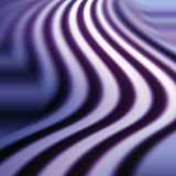 Abstract - background. Wavy Lines Stock Illustration