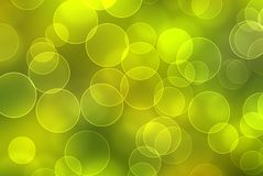 Abstract background. Abstract green holiday background half transparent Royalty Free Stock Photography