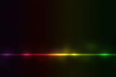 Abstract background. A colour strip a gradient Stock Photo