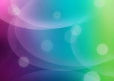 Abstract Background. With Bokeh and Beautiful Colors stock illustration