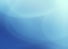 Abstract Background. Blue Abstract Wallpaper with Shapes and Lights stock illustration