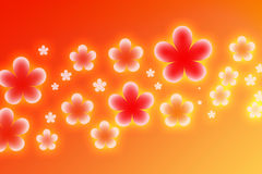 Abstract background. Bright abstract background for design of various products Stock Photos