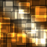 Abstract  background. Abstract background with transparent squares Royalty Free Stock Photography