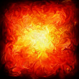 Abstract Background. A Fiery Abstract Background Pattern Royalty Free Stock Images