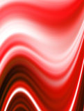 Abstract background. Red and white dynamic waves. Abstract background Royalty Free Stock Images
