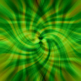 Abstract Background. Green Abstract Background - Dynamic green swirls Royalty Free Stock Photos