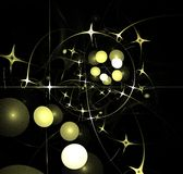 Abstract background. Illustration of colorfull abstract background Royalty Free Stock Images