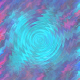 Abstract Background. Blue and pink abstract background Stock Photos
