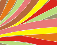 Abstract background. With colored rays Stock Images