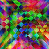 Abstract background 14. Abstract background - multi-coloured squares Stock Images