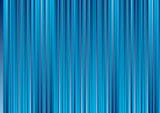Abstract Background. Color Strips in Shades of Blue / Vector stock illustration