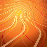 Abstract background. Abstract orange theme for your design stock illustration