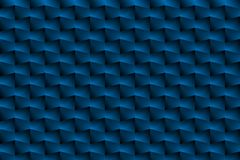 The blue box is a pattern as an abstract background. stock images