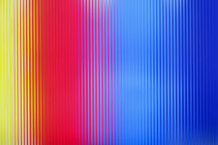 Abstract background. Consisting of multi-coloured lines Royalty Free Stock Image