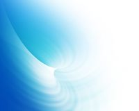 Abstract background. Blue blurred soft abstract background stock illustration