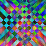 Abstract background 15. Abstract background - multi-coloured squares vector illustration