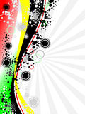 Abstract_Background Illustration Stock