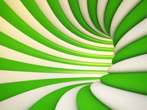 Abstract Background. 3d Illustration of Abstract Green Background Stock Photography