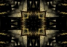 Abstract background. Abstract elements on the background Royalty Free Stock Photo