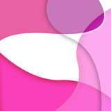 Abstract background. Computer designed stylish pink abstract background Stock Images