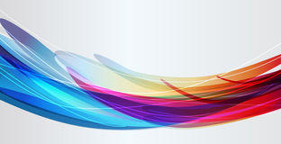 Abstract background. Vector multi-color illustration