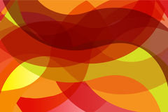 Abstract background. With different forms and colors stock illustration