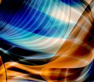 Abstract background. Fantastic colorful background Stock Photo