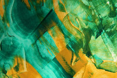 Abstract background. Painted with acrylic colours Stock Photography