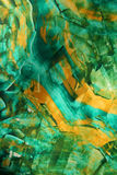 Abstract background. Painted with acrylic colours Royalty Free Stock Photography