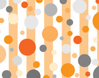 Abstract background. With colored dots Royalty Free Stock Photos