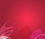 Abstract background. Colorful abstract background with waves Stock Photo