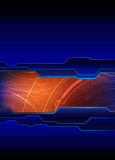 Abstract background. Technology theme  template. eps10 Royalty Free Stock Images