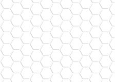 Abstract background. In the form of honeycombs Vector Illustration