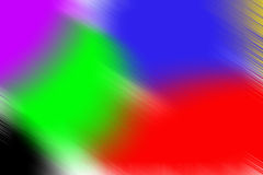 Abstract background. A colorful abstract background. Created in camera and photoshop Stock Photo